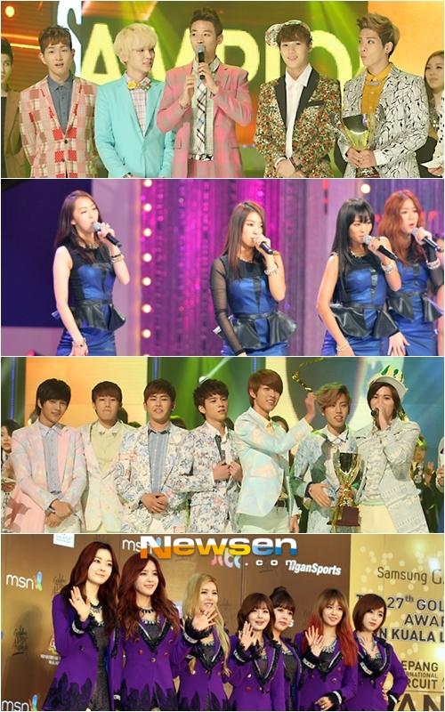 T-ara, SHINee, Sistar ve INFINITE M Performans�na Geri Say�m Ba�lad� /// 14 Nisan 2013