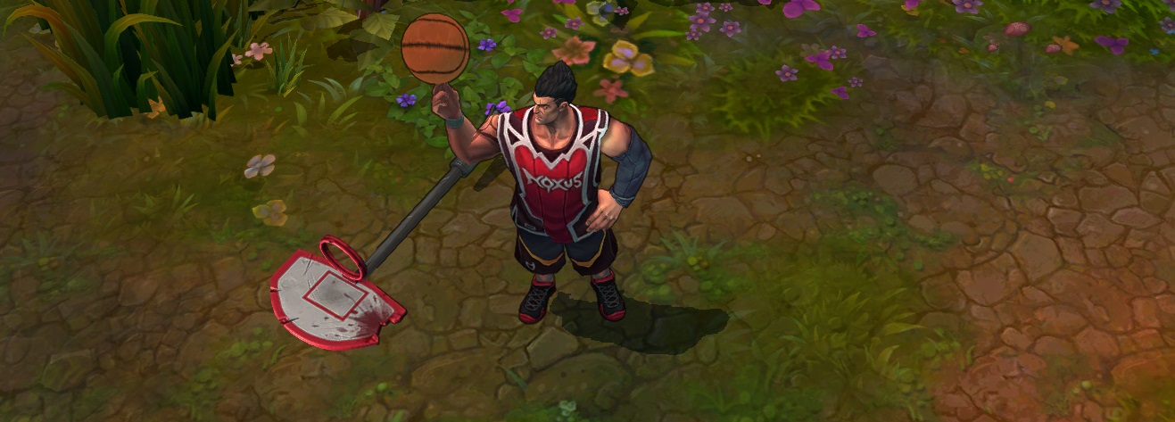 Surrender at 20: Dunkmaster Darius now available!