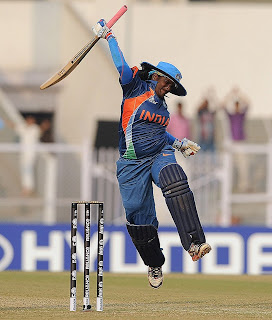 Thirush-Kamini-maiden-century-India-v-West-Indies,+Women's-World-Cup-2013