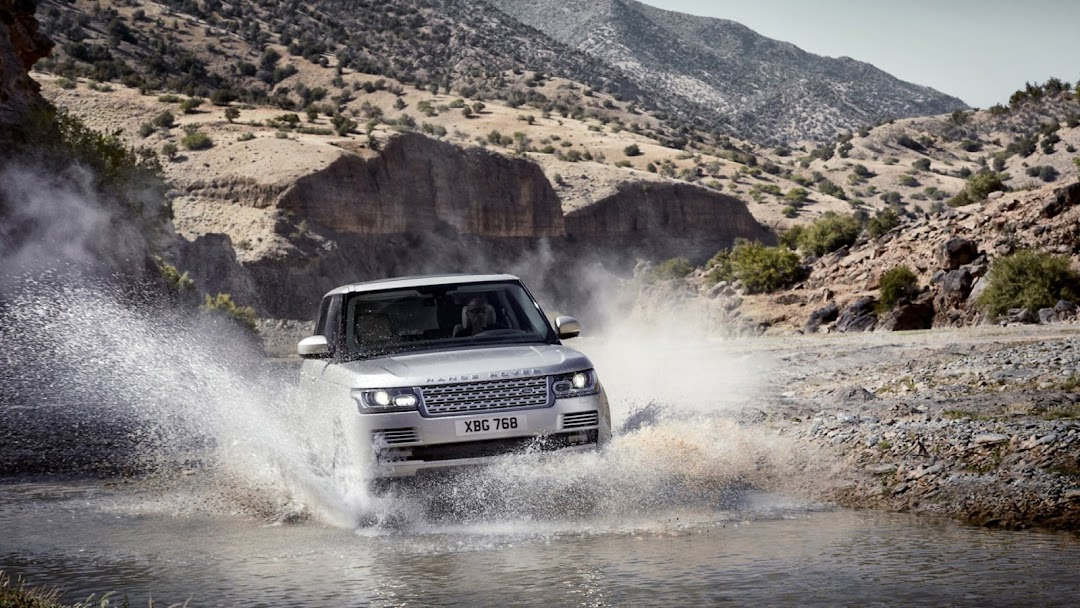 2013 Land Rover Range Rover HD Wallpaper 5