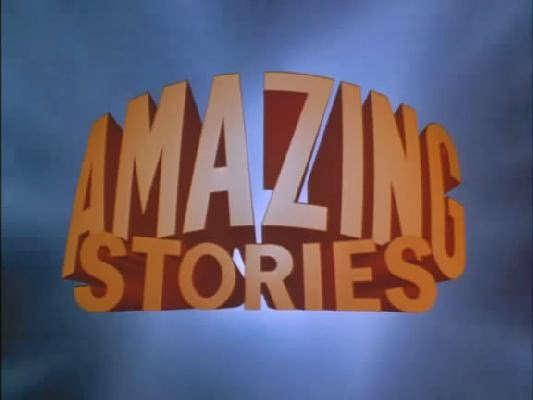 ... do Amazing Stories do Spielberg