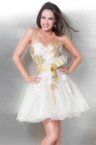 Jovani - Short Party Kleider Sammlung 2012-1
