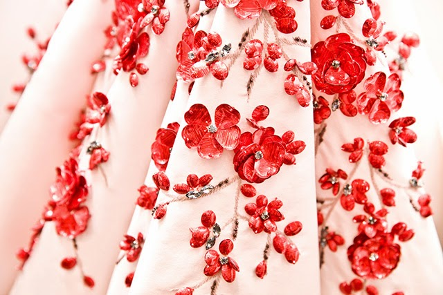 Giambattista Valli Haute Couture Spring/Summer 2014 - Look Luxurious