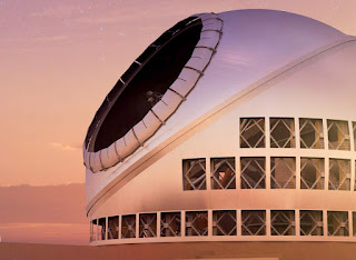 ICYMI: Hawaii Thirty Meter Telescope Gets New Setback, No Colony Beyond Mars?