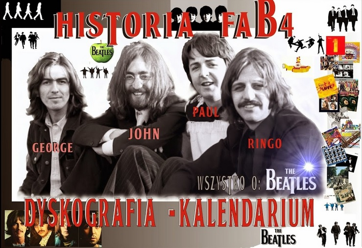 Blog o The Beatles