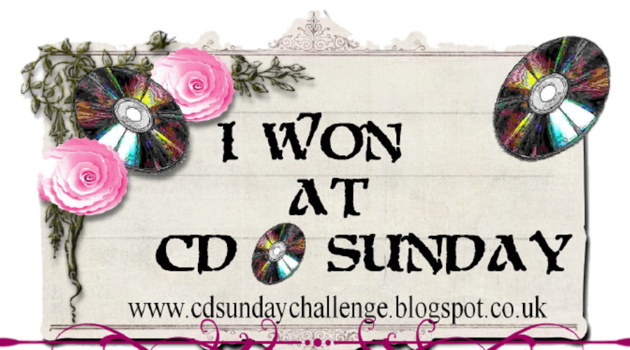 Cd Sunday challenge blog