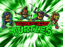 Teenage Mutant Ninja Turtles Cartoon Wallpaper
