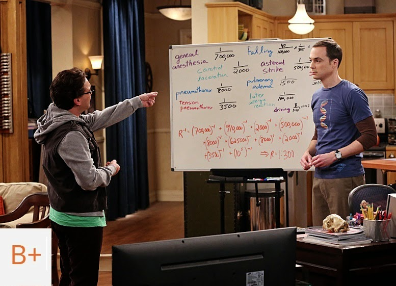 "The Big Bang Theory - The Septum Deviation - Review: ""Couple's Therapy Needed"""