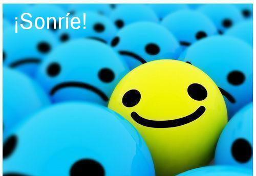 imágenes de sonreir