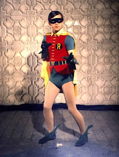 Old school Robin!