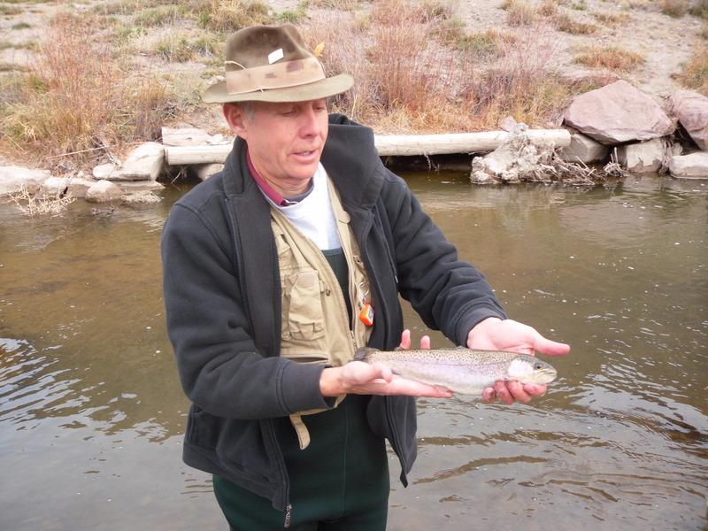 Fishing reports utah november 2010 for Utah fly fishing report