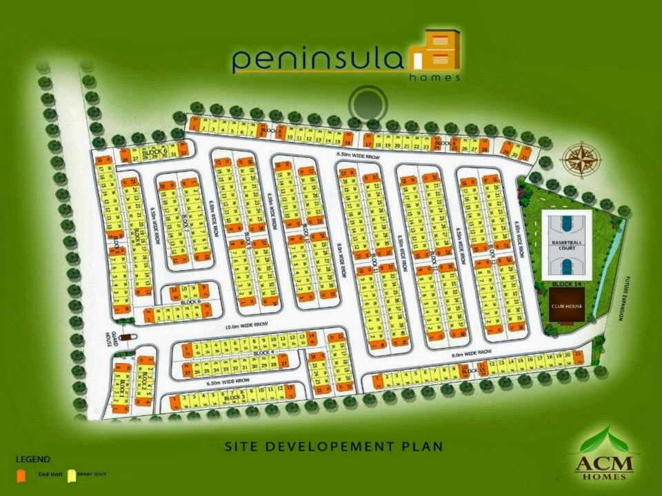 Peninsula Homes ACM Affordable Housing in Cavite