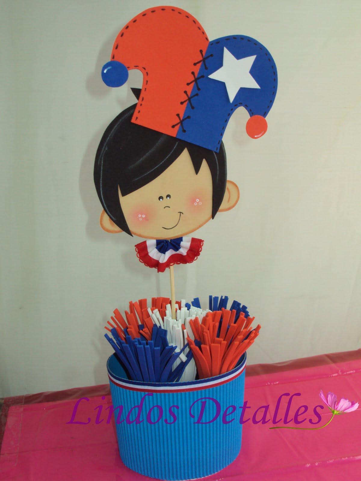 Manualidades huasos chilenos para fiestas patrias for Manualidades faciles decoracion