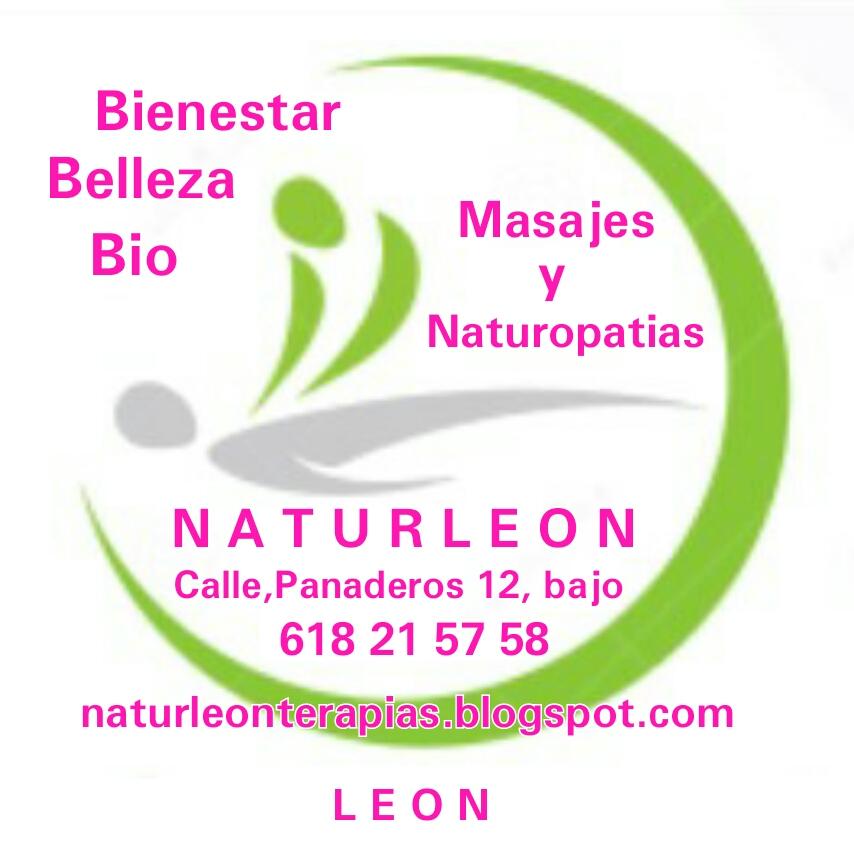 Centro de masajes en León NATURLEON
