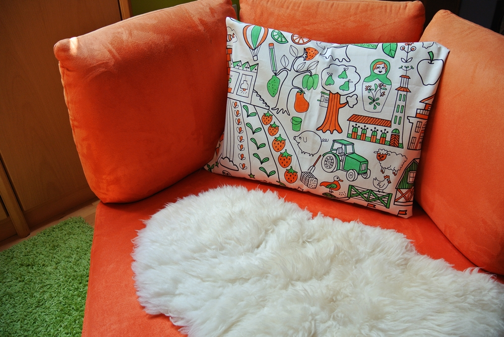 diy pillows ikea cloth