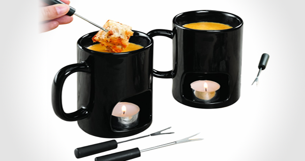 Personal Fondue Mugs Cool Sh T You Can Buy Find Cool