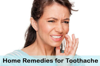 Toothache Problem try these easy home remedies.