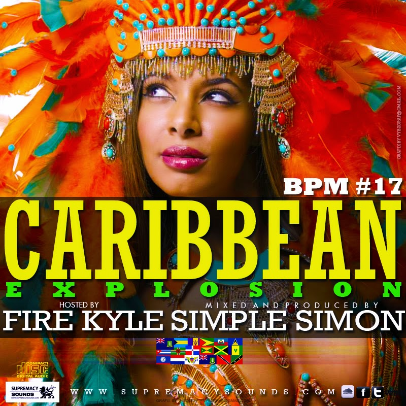 Caribbean Sound Caribbean Sound: REGGAETAPES: SUPREMACY SOUNDS