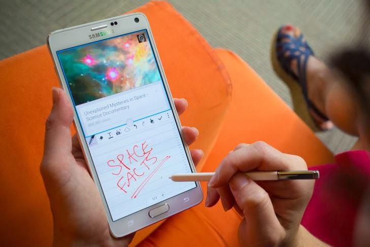 Samsung Galaxy Note 4 S Pen tips