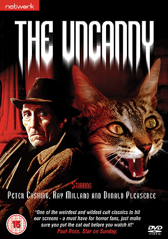 Uncanny, The (1977) (1st viewing) d. Heroux, Denis (Canada/UK)
