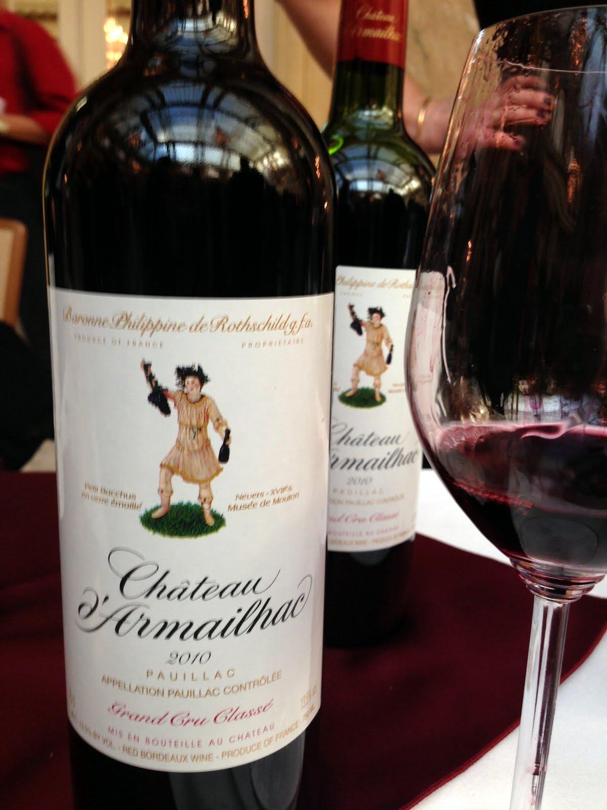 The Iron Chevsky Wine Blog: January 2013