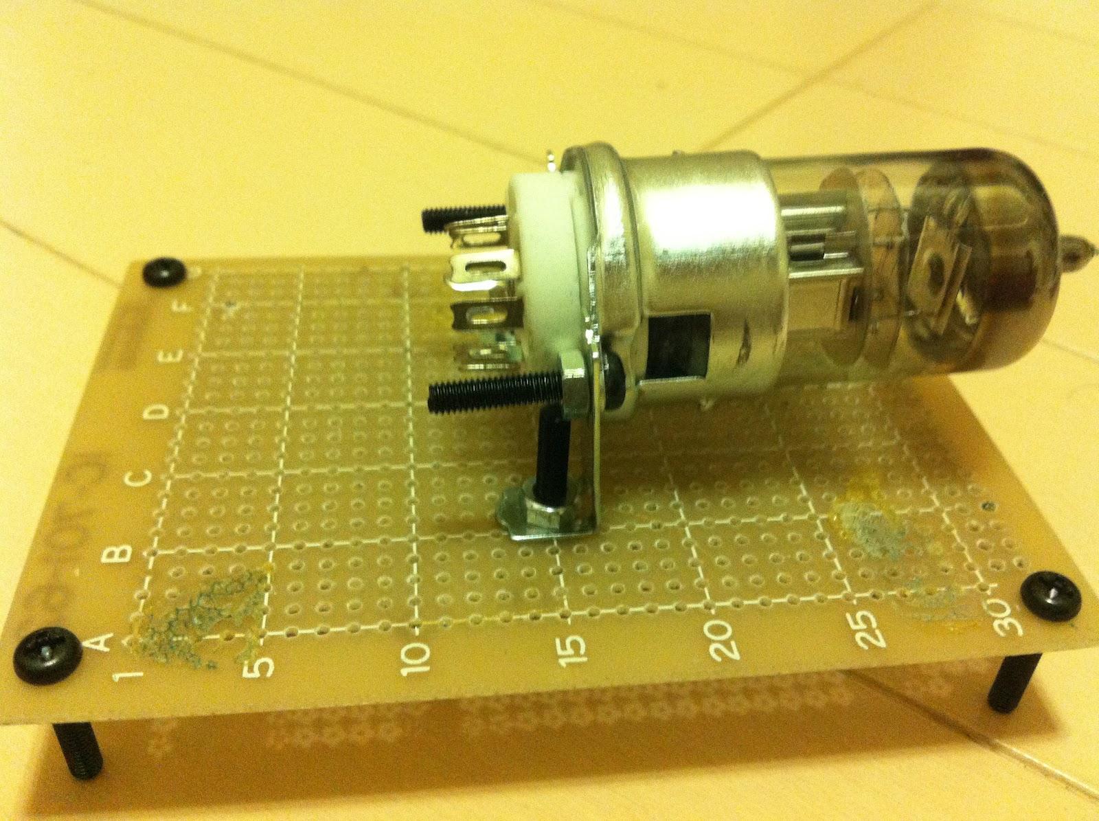 Low Voltage Tube Buffer Computere Elektro Lowjadi Circuit Schematic Diagram Amunisi Generik