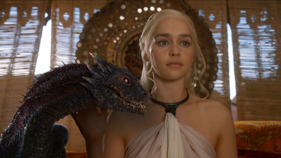 Woman strong female character friday daenerys from game of thrones