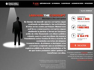 STOP CORRUPTIÓN