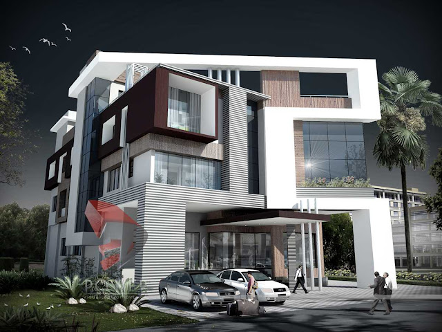 3d Architecture Hotel Design,3d architectural animation