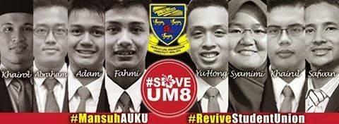 #SAVE UM8
