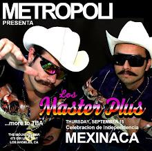 Metropoli Fiesta Mexinaca