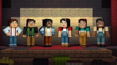 Minecraft: Story Mode Apk 2