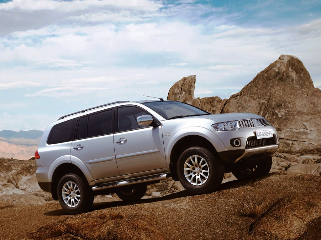Mitsubishis All New Pajero Sport Suv To Debut In 2015 | Autos Weblog