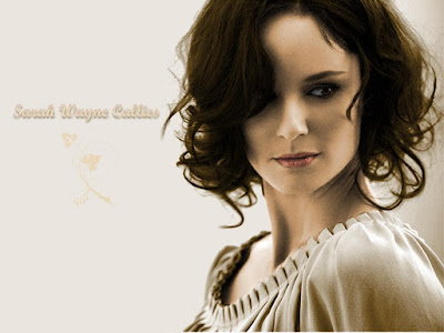 American Actress Sarah Wayne Callies