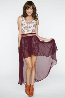 Model Rok Sifon Mullet Remaja Trendy