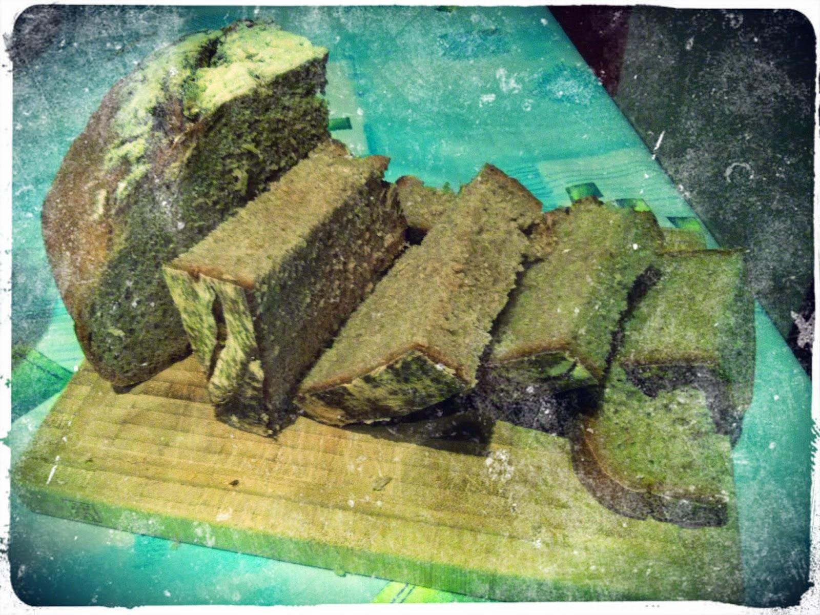 pane nero con 60% di segale