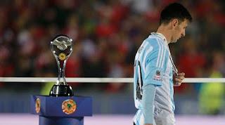 Lionel Messi Menolak Penghargaan