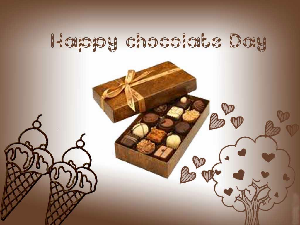 Happy Chocolate Day Images Quotes Sms 2017 - EarticleBlog