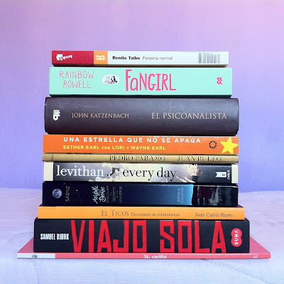 GeekMarloz| Book Haul #18 Verano
