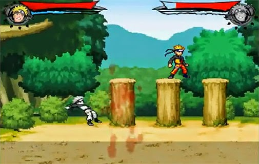 Screnshoot Naruto Fight: Shadow Blade X Apk