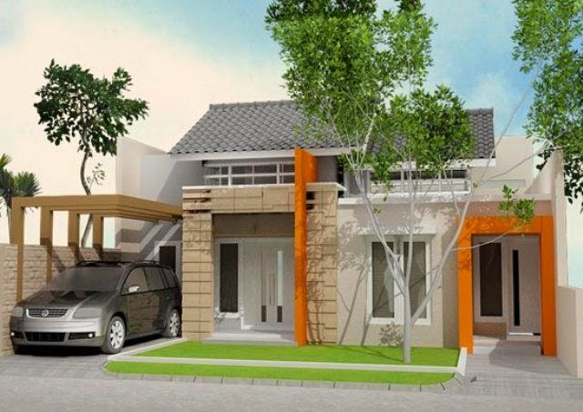 teras rumah minimalis model tiang teras depan rumah page
