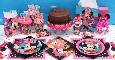 Minnie Mouse - Decoración De Fiestas De Cumpleaños Infantiles ...