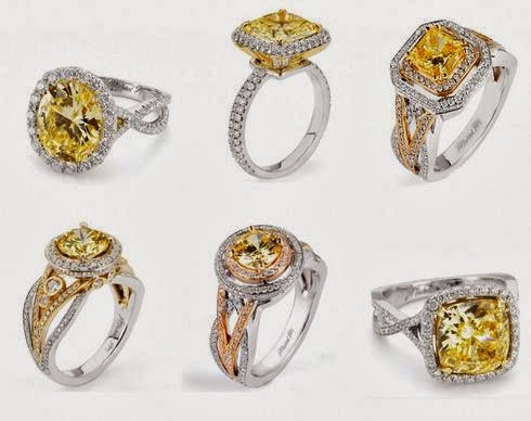 Canary Diamond Enement Ring | The Beauty Of Canary Diamond Engagement Ring Diamond Engagement