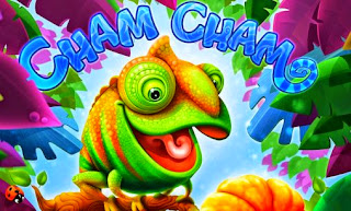 Screenshots of the Cham Cham for Android tablet, phone.