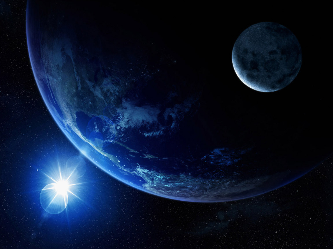 Desktop Backgrounds 4u  Planets