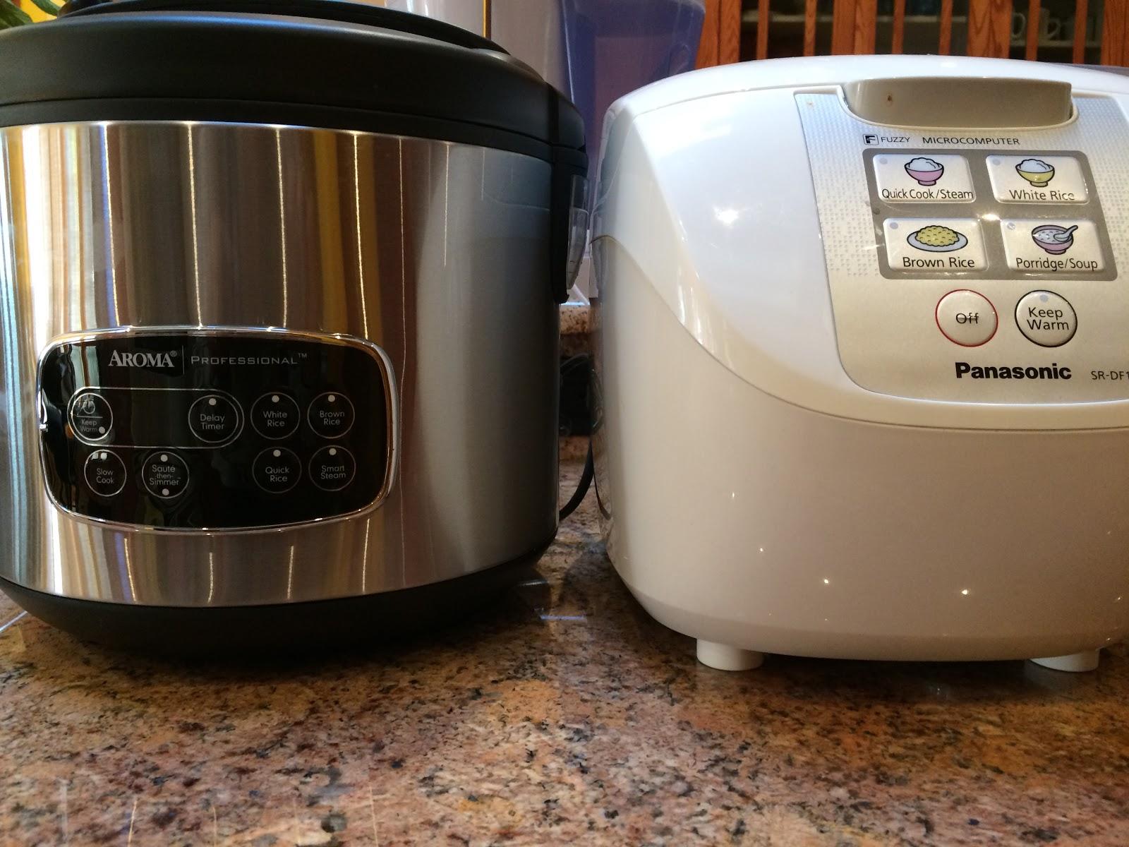 aroma rice cooker costco manual