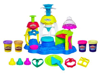 Play-Doh Bakery