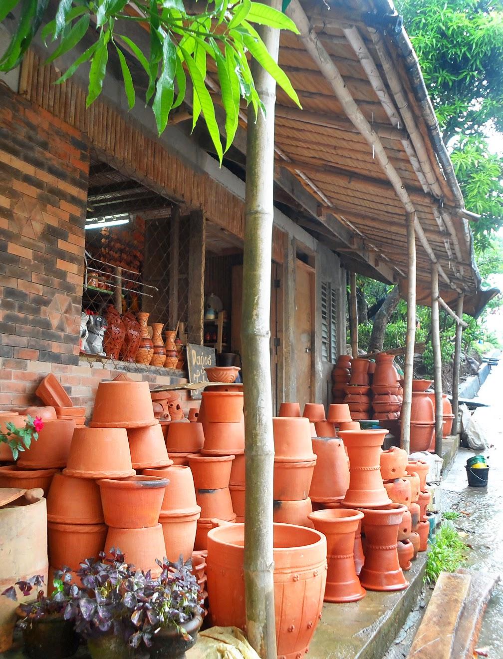tiwi's philceramics: bicol region's center for earthenware