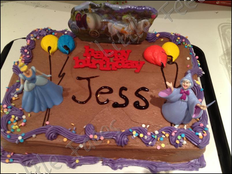 Little Feet Little Faces Jessicas 3rd Birthday