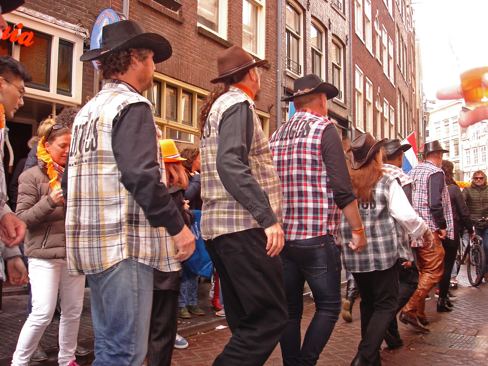dancing in the streets - koningsdag 2016